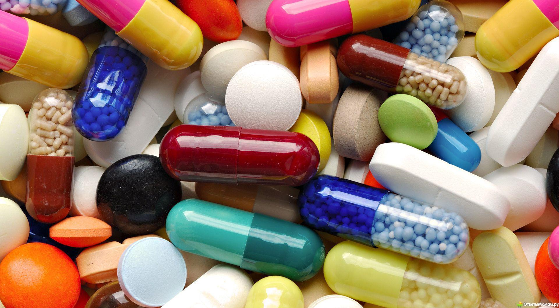 какие препараты пить против паразитов