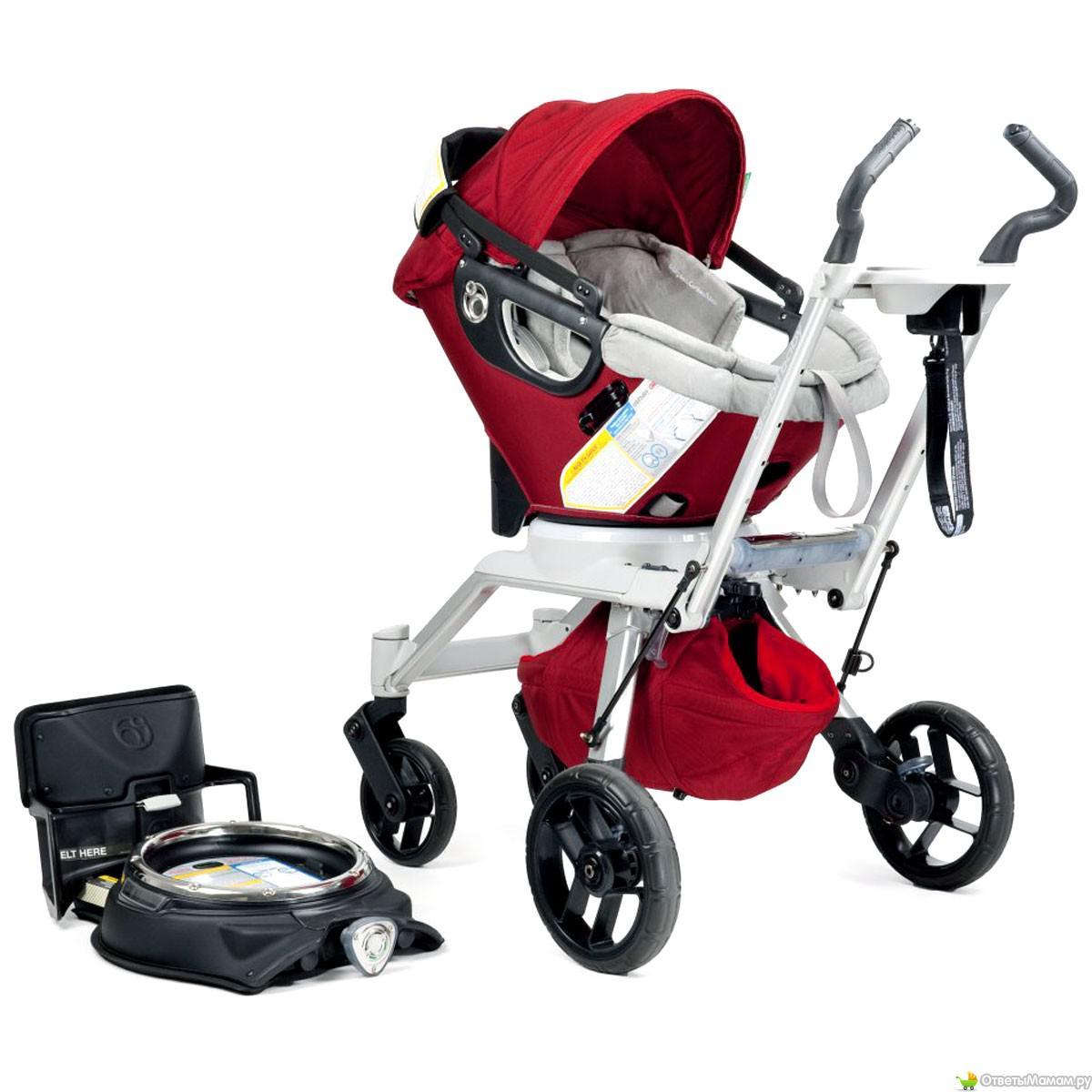 колясок для новорожденных фото