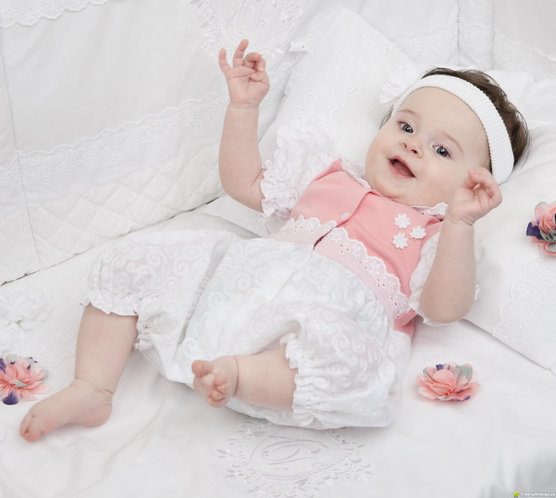 Фото ребенка от 1 до 12 месяцев