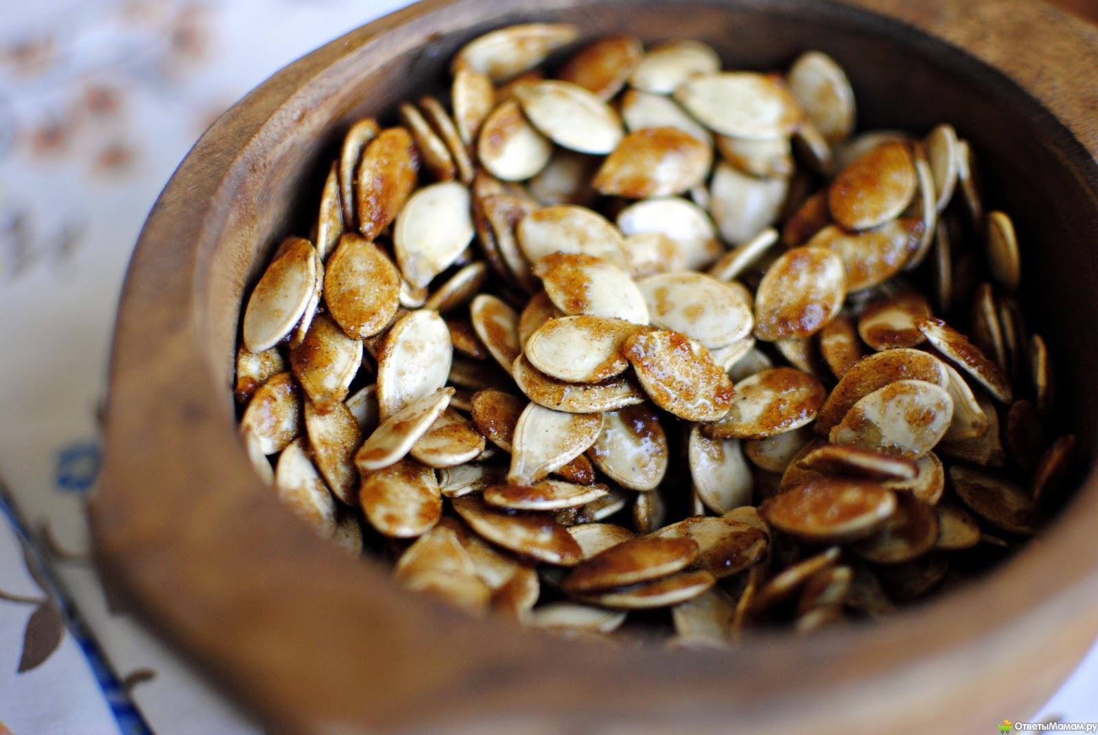 можно ли кушать семечки на диете