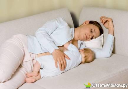 Чем лечить молочницу кормящей маме