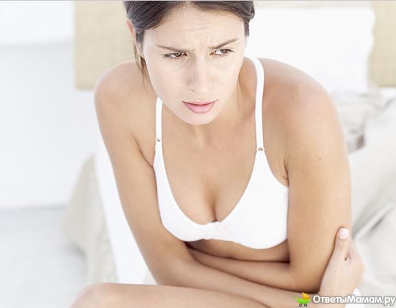 Почему после секса в одном месте собирается воздух