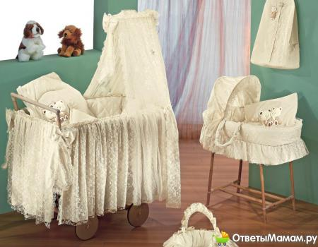 Приданое для будущего ребенка