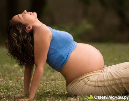 Как определить положение ребенка в животе?