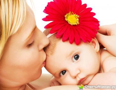 Причины аллергии у новорожденных детей