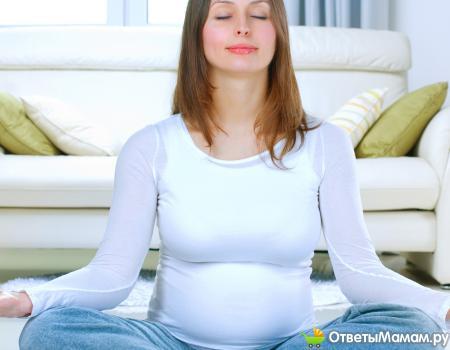 Упражнения для беременных для предотвращения разрывов