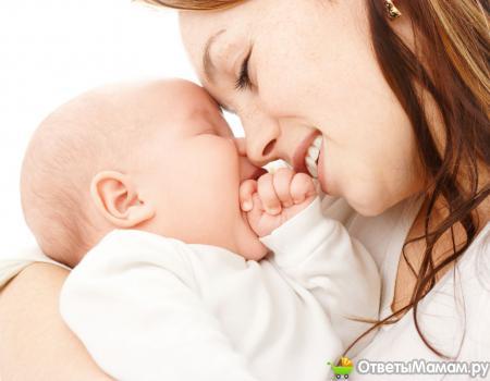 Как вылечить запор у новорожденного ребенка?
