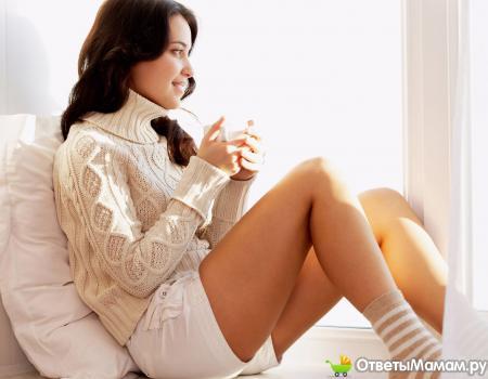 Простуда во время кормления грудью