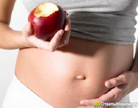 кал черного цвета при беременности