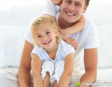 Мирон в семье