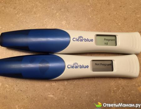 ложноотрицательный тест на беременность