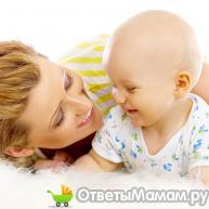 Уход за кожей новорожденного малыша