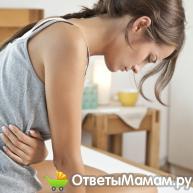 Тошнота при менструации и ее лечение