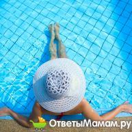 Менструация и посещение бассейна