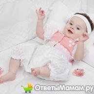 Одежда для малыша на первое время
