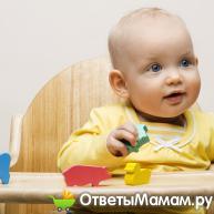 Размер головы у новорожденного ребенка