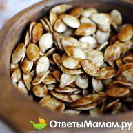 Можно ли маме кушать семечки во время лактации?