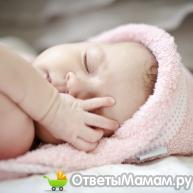Как сшить новорожденному малышу спальный мешок?