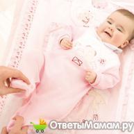 Уход за полостью рта новорожденного ребенка