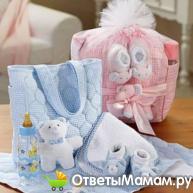 Какие необходимо брать вещи для новорожденных в роддом.