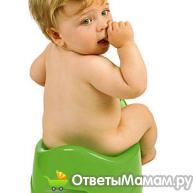 запор у ребенка 1 года