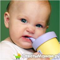 Прорезывание зубов у грудничков: как сделать это период максимально безболезненн