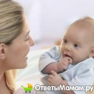 Насморк у новорожденных