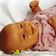 грудничок в 4 месяца