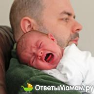 двухмесячный ребенок