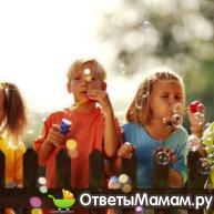 витамины для детей 4х лет