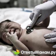 патология новорожденных