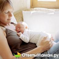 Новорожденный ребенок в 1 месяц