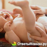 Водянка яичка у новорожденного