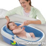 как часто купать новорожденного