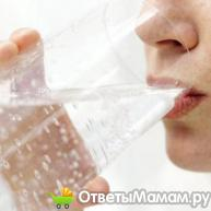 питьевой режим при отеках