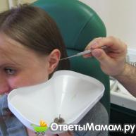 Как избавиться от ушной пробки