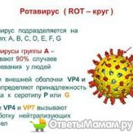что такое ротавирус