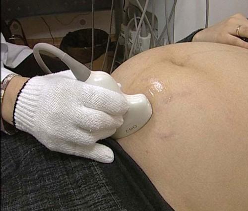 Узи брюшной полости при беременности на ранних сроках